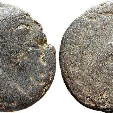 Monedas Imperio Romano: MARCO AURELIO Æ AS. LOBA EN REVERSO.. Lote 125232767