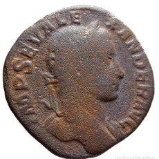 Monedas Imperio Romano: ALEJANDRO SEVERO, SESTERCIO Æ. VICTORIA AVGVSTI S-C. RIC IV 616.. Lote 125232847