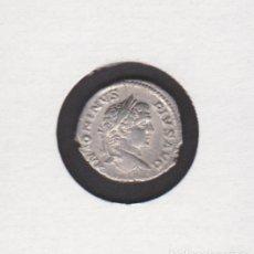 Monedas Imperio Romano: MONEDAS ROMANAS - CARACALLA - DENARIO - ROMA - 207 D.C. S-6862 (MBC). Lote 125864919