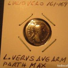 Monedas Imperio Romano: DENARIO DE LUCIO VERO (161-169). Lote 128835951