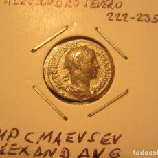 Monedas Imperio Romano: DENARIO DE ALEJANDRO SEVERO (222 - 235) RARA ASI. Lote 128868947