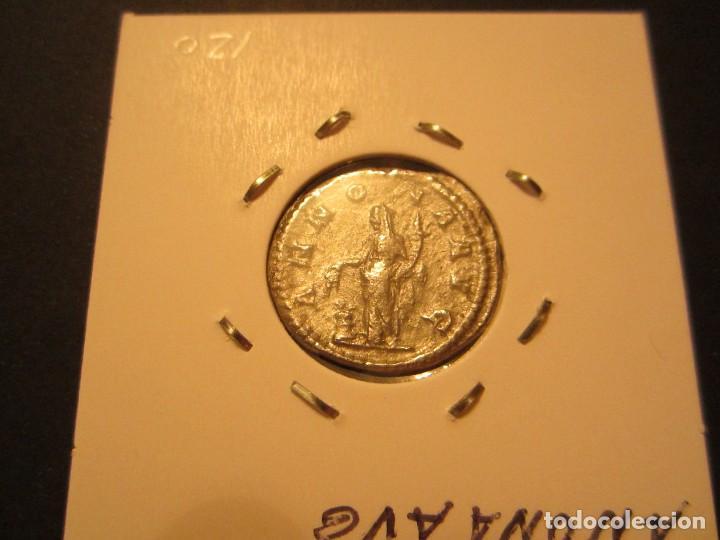 Monedas Imperio Romano: DENARIO DE ALEJANDRO SEVERO (222 - 235) RARA ASI - Foto 2 - 128868947