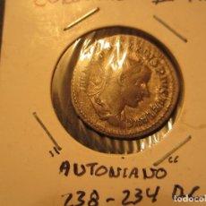 Monedas Imperio Romano: MONEDA DE UN ANTONINIANO DE GORDIANO III. Lote 128876439