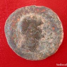 Monedas Imperio Romano: MONEDA ROMANA AS DE VESPASIANO REVERSO AGUILA IMPERIAL. Lote 128996735