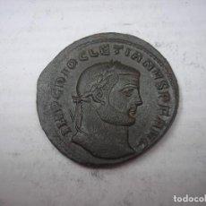 Monedas Imperio Romano: FOLLIS DE COBRE DEL EMPERADOR DIOCLECIANO. Lote 129093535
