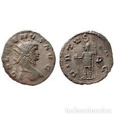Monedas Imperio Romano: GALIENO (253-268 D.C), ANTONINIANO DE PLATA. ROMA. VIRTVS AVG /P.. Lote 131004429