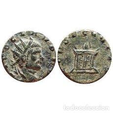 Monedas Imperio Romano: DIVO CLAUDIO (CLAUDIO II + 270) ANTONINIANO. CONSECRATIO. ALTAR.. Lote 131005271