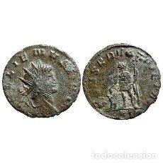 Monedas Imperio Romano: GALIENO, ANTONINIANO DE BRONCE. ROMA.CONSERVAT PIETAT-XII. MUY RARO. Lote 131005413