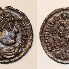 Monedas Imperio Romano: VALENTE. VALENS. SISCIA. IMPERIO ROMANO. BRONCE. (365-367 D.C.). Lote 132175306