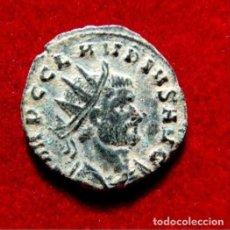 Monedas Imperio Romano: CLAUDIO II, EL GÓTICO 268-270 DC, ANTONINIANO. ROME. VICTORIA AVG.. Lote 133194130