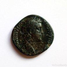 Monedas Imperio Romano: SESTERCIO ANTONINO FELICITAS AVG SC ROMA 145-161 DC.. Lote 133253514
