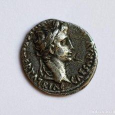 Monedas Imperio Romano: DENARIO AUGUSTO CAESARES CAYO Y LUCIO 2 A.C.- 4 D.C. LUGDUNUM. Lote 174970350