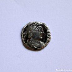 Monedas Imperio Romano: RARISIMA SILIQUA SILICUA MAGNO MAXIMO TREVERI 383-388 D. C.. Lote 133540518