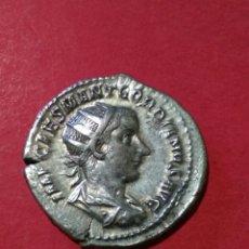 Monedas Imperio Romano: GORDIANO III. ANTONINIANO. MBC. 4,2 GRAMOS.. Lote 134771817
