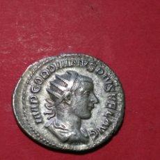 Monedas Imperio Romano: GORDIANO III. ANTONINIANO. 3,5 GRAMOS. BELLO.. Lote 134772323
