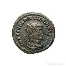 Monete Impero Romano: DIOCLECIANO, AE ANTONINIANO, CONCORDIA MILITUM, ROMA. Lote 135139877