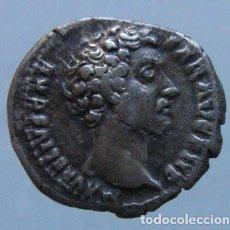 Monedas Imperio Romano: DENARIO COMODO COMO CÉSAR. Lote 135194450