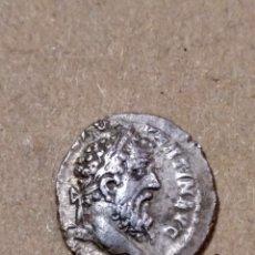 Monedas Imperio Romano: MUY RARO Y BONITO DENARIO DE PERTINAX (193 D.C.) SÓLO 3 MESES EMPERADOR.. Lote 135903234