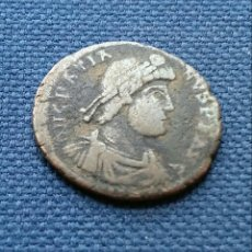Monedas Imperio Romano: FOLLIS DE GRACIANO, REPARATIO REIPUB 24MM. Lote 140714289