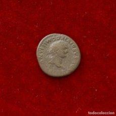Monedas Imperio Romano: DENARIO DE LIMES (NO ES PLATA) 80-81 D.C. DOMICIANO. Lote 132899162