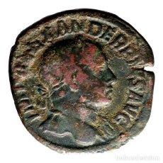 Monedas Imperio Romano: ALEJANDRO SEVERO (222 - 235 D.C.), SESTERCIO. ROMA.PROVIDENTIA AVG. Lote 142182861