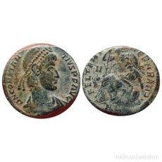 Monete Impero Romano: CONSTANCIO II 324-337 AE18. AQUILEIA. FEL TEMP REPARATIO/II//AQ.... Lote 142434870