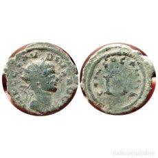Monedas Imperio Romano: CLAUDIO II ( 268-270 DC ) ANTONINIANO DE VELLON CONSECRATIO. ALTAR!. Lote 142436113