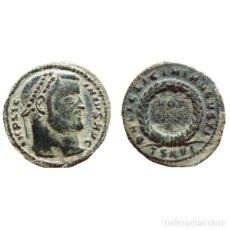 Monedas Imperio Romano: LICINIO I, 308-324 FOLLIS DE BRONCE . TESALÓNICA. VOT XX //TSAVI.. Lote 142591105