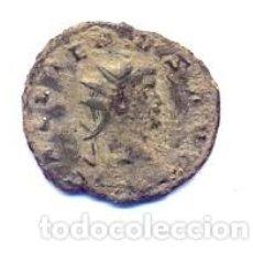 Monedas Imperio Romano: COMPLETO ANTONINIANO DE GALIENO. Lote 143140434