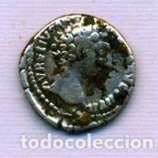 Monedas Imperio Romano: INTERESANTE DENARIO DE MARCO AURELIO. Lote 143141830