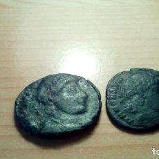 Monedas Imperio Romano: 2 MONEDAS ROMANAS DE CONSTANTE. Lote 143145146