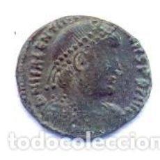 Monedas Imperio Romano: INTERESANTE LOTE DE 3 MONEDAS DE VALENTINIANO. Lote 143145154