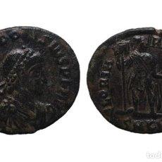Monedas Imperio Romano: TEODOSIO - GLORIA ROMANORVM, CIZICO - 19 MM / 3,65 GR.. Lote 143230654