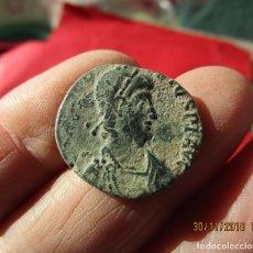 Monedas Imperio Romano: TEODOSIO . BRONCE BAJOIMPERIAL. Lote 143337886