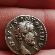 Monedas Imperio Romano: DENARIO ANTONINO PIO . Lote 143343710