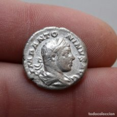 Monedas Imperio Romano: MONEDA ROMANA ANTONINO PLATA DENARIO HELIOGABALO 218-222 DC ROMA. Lote 143722078