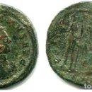 Monedas Imperio Romano: AURELIANO, ANTONINIANO REVERSO EMPERADOR DANDO LA MANO A CONSTACIA MILITUN. Lote 143792966