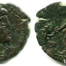 Monedas Imperio Romano: MAXIMO, FOLIS CECA DE CONSTANTINOPLA . Lote 143793370