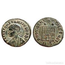 Monedas Imperio Romano: CONSTANCIO II COMO CÉSAR FOLLIS. NICOMEDIA. PROVIDEN-TIAE CAESS //NS. Lote 143816228