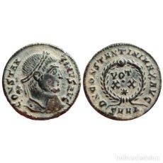 Monedas Imperio Romano: CONTANTINO I FOLLIS DE BRONCE. HERACLEA. SMH?. VOT XX *.. Lote 143816542