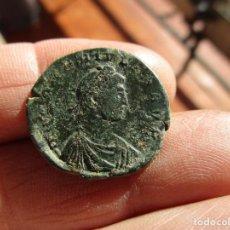 Monedas Imperio Romano: HONORIO . BONITA MONEDA ROMANA. Lote 143824758
