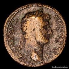 Monedas Imperio Romano: ADRIANO (117-138). SERTERCIO DE BRONCE. ROME 132-134. FORTVNA AVG. Lote 143901266