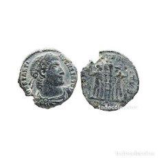 Monedas Imperio Romano: CONSTANTINO I, Æ FOLLIS, ROMA, GLORIA EXERCITVS. (503-L). Lote 143904012