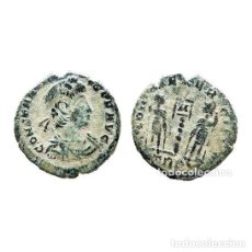 Monedas Imperio Romano: CONSTANCIO II, Æ16. TRIER TRP CRECIENTE. (505-L). Lote 143904073