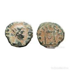 Monedas Imperio Romano: CLAUDIO II, EL GÓTICO, ANTONINIANO. CONSECRATIO. (506-L). Lote 143904096