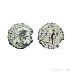 Monedas Imperio Romano: ESCASO CONSTANCIO II, Æ4, ARLES PCON SPES REI PVBLICE. (512-L). Lote 143904553