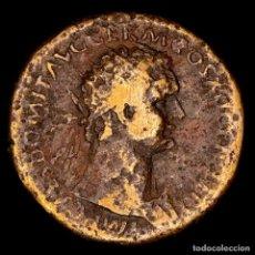 Monedas Imperio Romano: DOMICIANO . DUPONDIO. ROMA. 90-91 A.D.VIRTVTI AVGVSTI / S C.. Lote 143905956