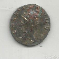 Monedas Imperio Romano: GALIENO, ANTONINIANO, VARIANTE PANTERA Nº 77. Lote 143910246