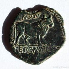 Monedas Imperio Romano: RARO AS AUGUSTO ERCAVICA. Lote 144996226