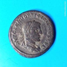 Monedas Imperio Romano: IMPERIO ROMANO TETRADRACMA DE VELLON FILIPO I (244-249 DC) ANTIOQUIA (SIRIA). Lote 145194900